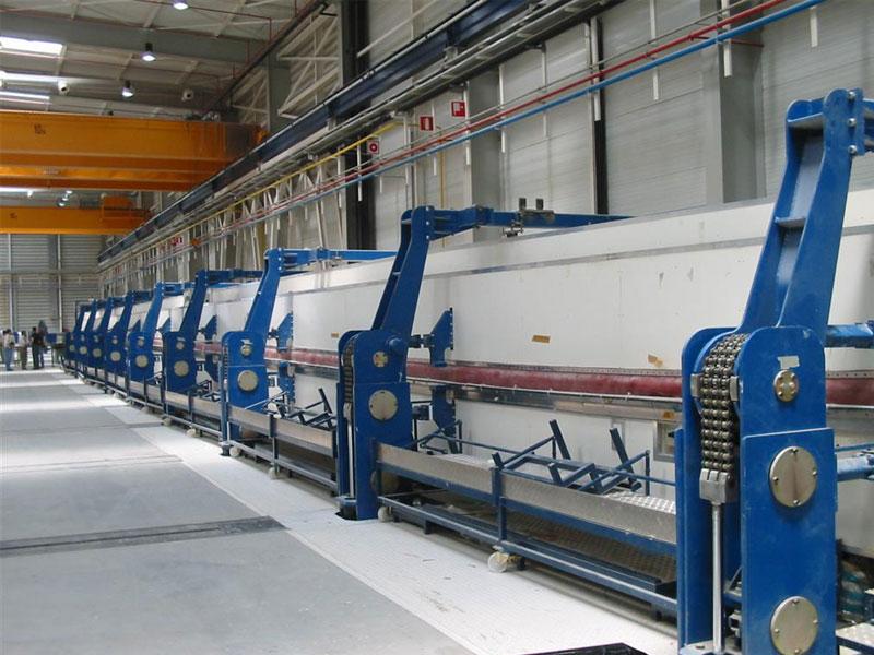 Parra martori mantenimiento industrial for Construcciones industriales