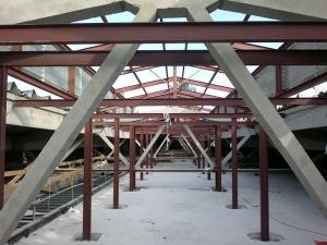 Contrucción y montaje de estructuras metálicas
