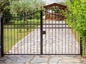 Regjas de acceso al hogar